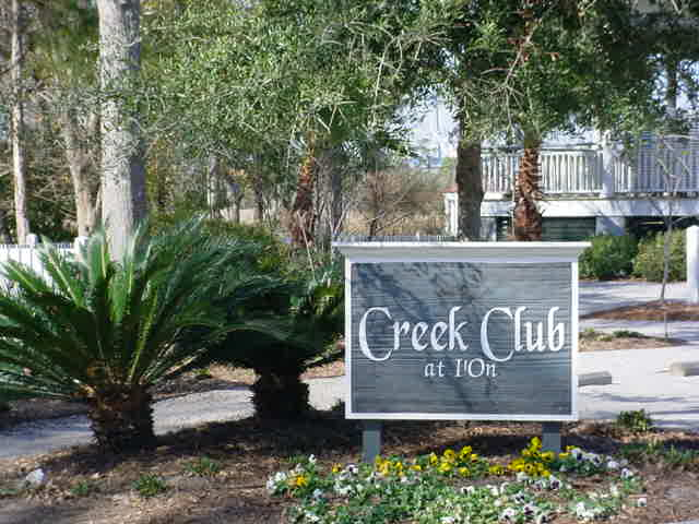 I'On Creek Club
